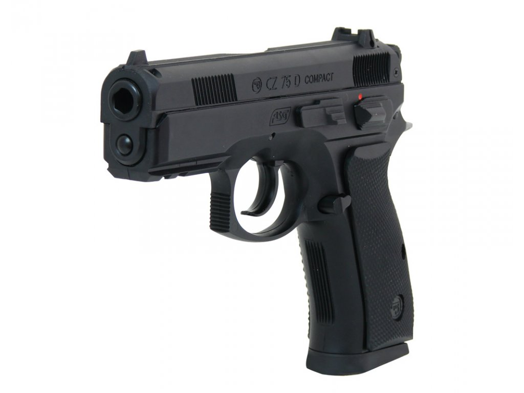 Airsoft pistole CZ 75D Compact CO2