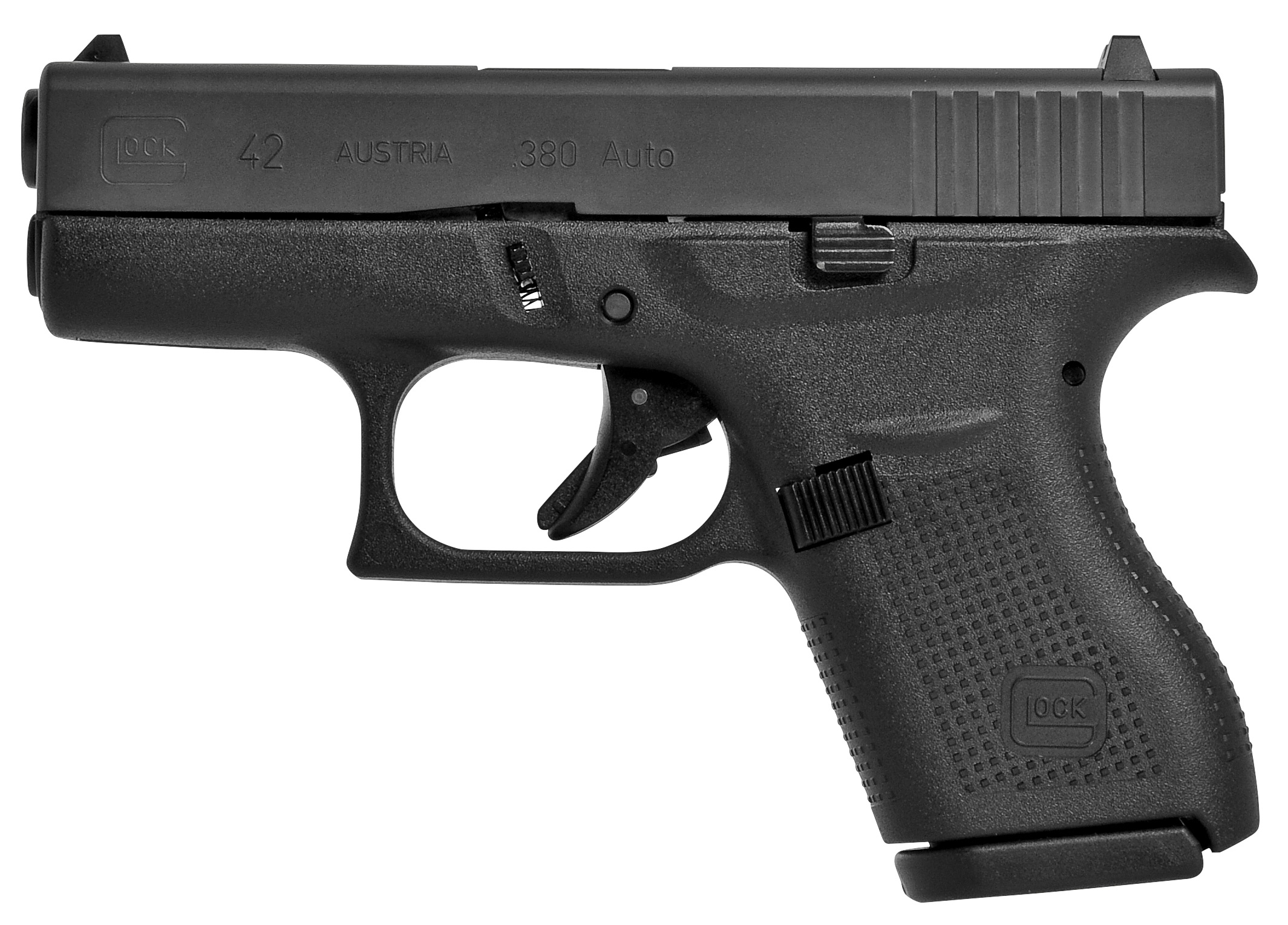 Glock 42 r. 9mm Brow.
