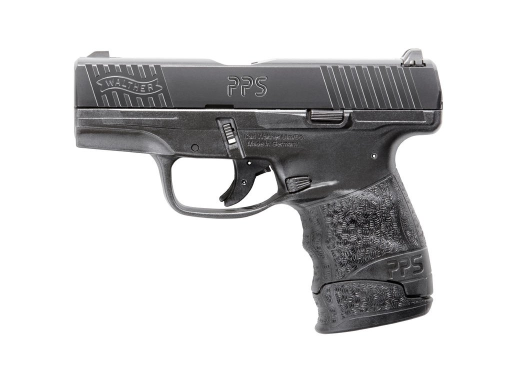 Pistole Walther PPS M2 Police Set r. 9mm L