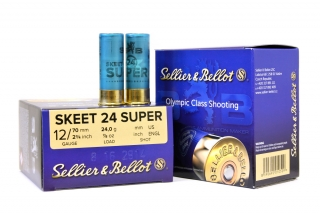 12/70 2,0 mm Skeet 24 Super