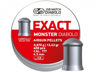 Diabolo JSB Exact Monster cal.  4,52 mm