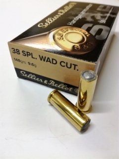 38 Special Wad Cut.