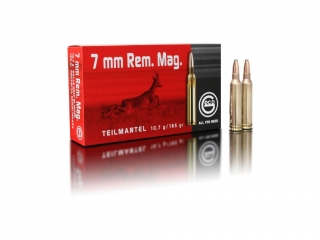 7 mm Rem. Mag. Geco TM 10,7g